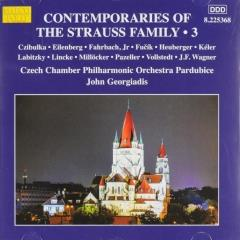 Contemporaries of the Strauss family 3 ; contemporaries of the strauss family ; vol.3