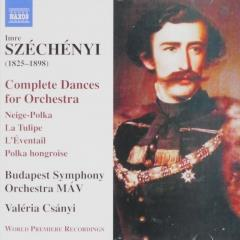 Complete dances for orchestra