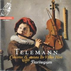 Concertos & cantata Ihr Völker hört [+ bonus cd]