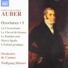 Overtures 1 ; overtures ; vol.1