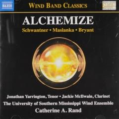 Alchemize : Music for wind band