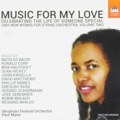 Music for my love : Volume two ; music for my love ; vol.2