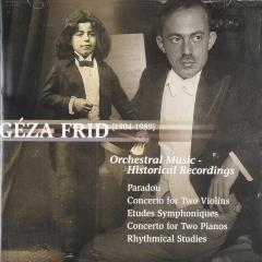 Orchestral music  - historical recordings