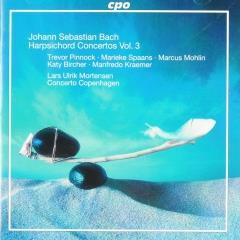 Harpsichord concertos vol.3 ; harpsichord concertos ; vol.3 (2)