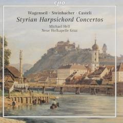 Styrian harpsichord concertos : Austrian harpsichord concertos from the 18th century
