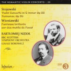 The romantic violin concerto 20 ; the romantic violin concerto ; vol.20