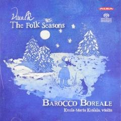 Vivaldi : The folk seasons