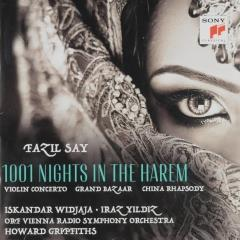 1001 nights in the harem