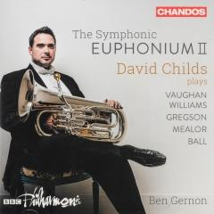 The symphonic eyphonium II ; the symphonic euphonium ; vol.2