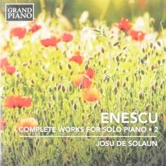 Complete works for solo piano 2 ; complete works for solo piano ; vol.2