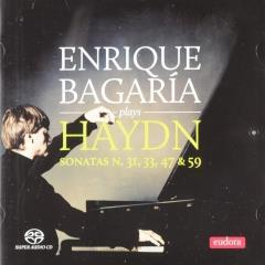 Sonatas N. 31, 33, 47 & 59