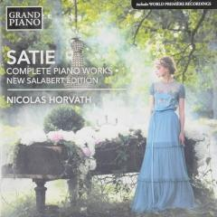Complete piano works 1 : New Salabert edition ; complete piano works ; vol.1