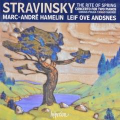 The rite of spring & other music for two pianos