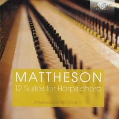 12 suites for harpsichord (2)