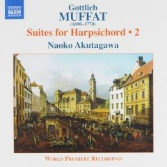 Suites for harpsichord 2 ; suites for harpsichord ; vol.2