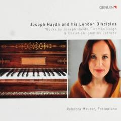 Joseph Haydn and his London disciples