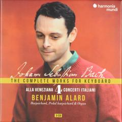 The complete works for keyboard 4 : Alla Veneziana - Concerti italiani ; the complete works for keyboard ; vol.4