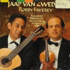Robby Faverey on Muziekweb Discography