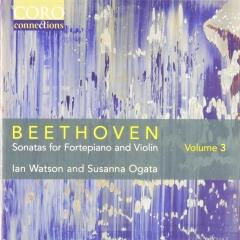 Sonatas for fortepiano and violin volume 3 ; sonatas for fortepiano and violin ; vol.3