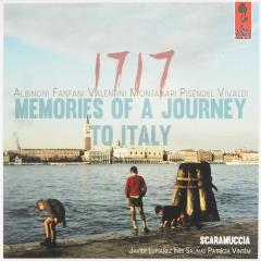 1717 : Memories of a journey to Italy