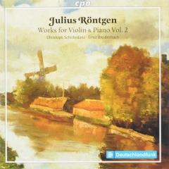 Works for violin & piano vol.2 ; works for violin & piano ; vol.2