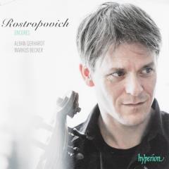 Rostropovich encores