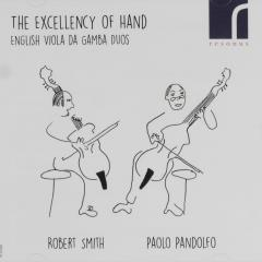 The excellency of hand : English viola da gamba duos