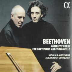 Complete works for fortepiano and violoncello