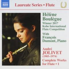 Complete works for flute 1 ; complete works for flute ; vol.1