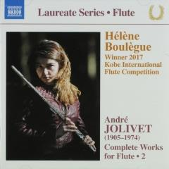 Complete works for flute 2 ; complete works for flute ; vol.2