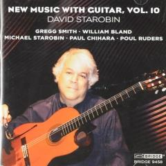 New music with guitar vol.10 ; new music with guitar ; vol.10