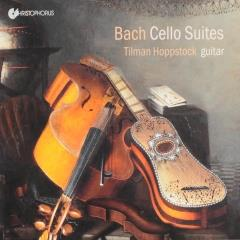 Cello suites for guitar