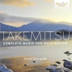 Complete music for solo guitar