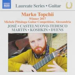 Guitar recital : Winner 2017 Michele Pittaluga guitar competition, Alessandria