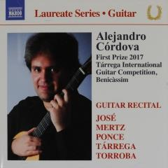 Guitar recital : First prize 2017 Tárrega International Guitar Competition, Benicàssim