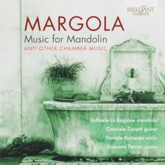Music for mandolin and other chamber music