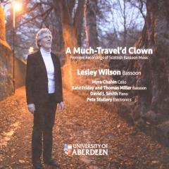 A much travel'd clown : Première recordings of Scottish bassoon music