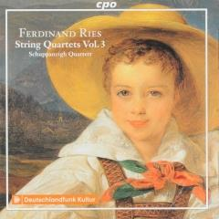 String quartets vol.3 ; string quartets ; vol.3
