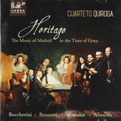 Heritage : The music of Madrid in the time of Goya