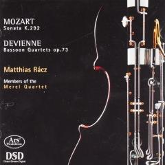 Bassoon sonata & quartets