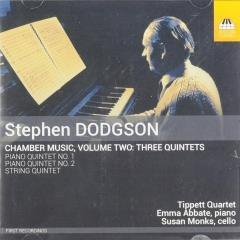 Three quintets ; chamber music ; vol.2