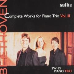 Complete works for piano trio vol.III ; complete works for piano trio ; vol.3