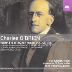 Complete chamber music volume one ; complete chamber music ; vol.1
