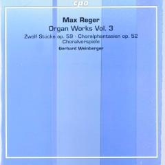 Organ works vol.3 ; organ works ; vol.3