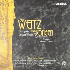 Symphonic organ works (2)