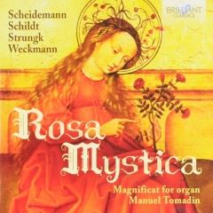 Rosa mystica : Magnificat for organ