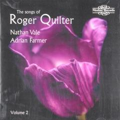 The songs of Roger Quilter ; the songs of roger quilter ; vol.2