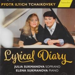 The lyrical diary
