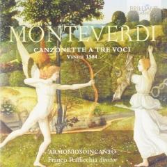 Canzonette a tre voci : Venice 1584