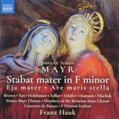 Stabat mater in f minor